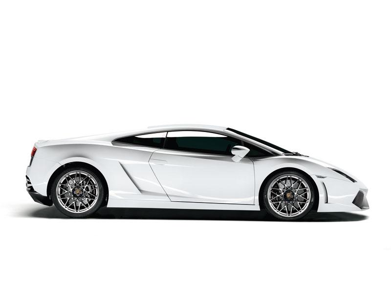 Foto Perfil Lamborghini Gallardo Lp560 4 Cupe 2010