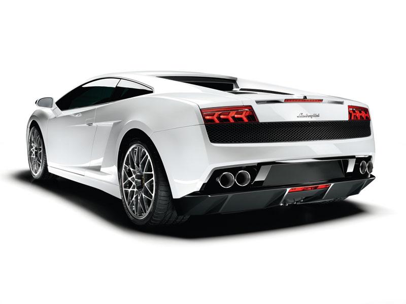 Foto Trasera Lamborghini Gallardo Lp560 4 Cupe 2010