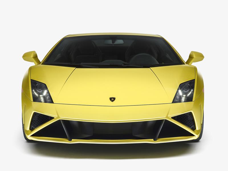 Foto Delantera Lamborghini Gallardo Lp560 4 Cupe 2012