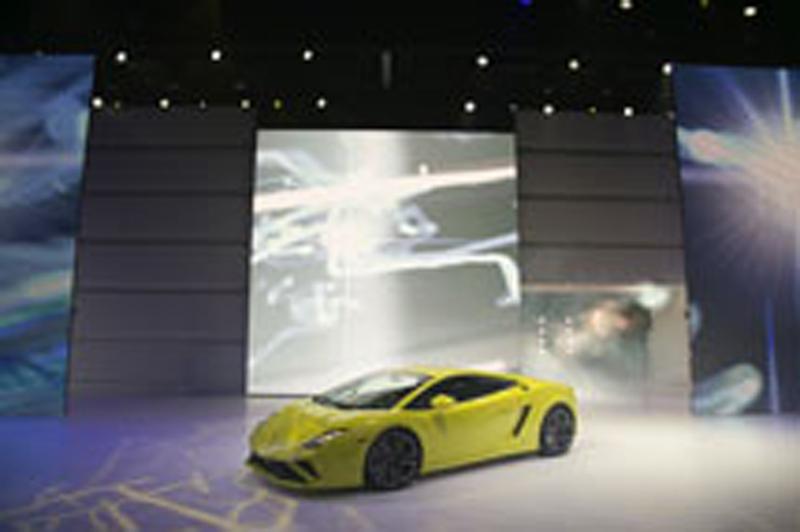 Foto Exteriores Lamborghini Gallardo Lp560 4 Cupe 2012