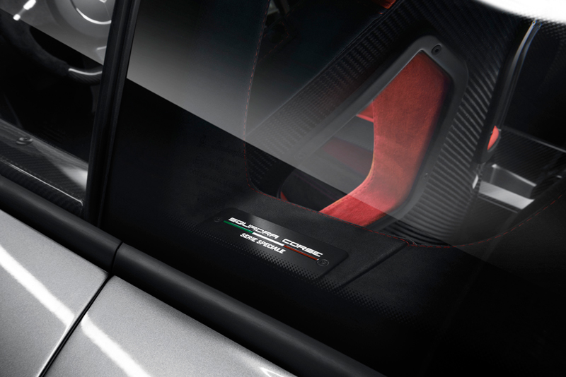 Foto Exteriores Lamborghini Gallardo Squadra Corse Cupe 2013