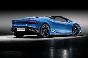 Foto Exteriores 2 Lamborghini Huracan-spyder Descapotable 2016