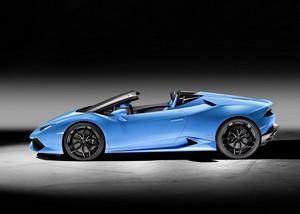 Foto Exteriores 3 Lamborghini Huracan-spyder Descapotable 2016
