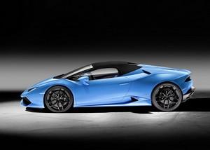 Foto Exteriores 4 Lamborghini Huracan-spyder Descapotable 2016