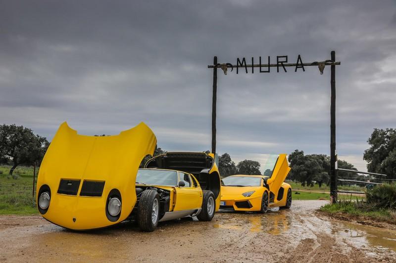 Foto Exteriores Lamborghini Miura Sv Cupe 1966