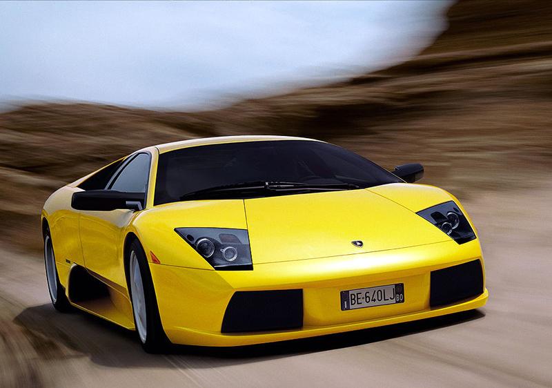 Foto Delantero Lamborghini Murcielago Cupe