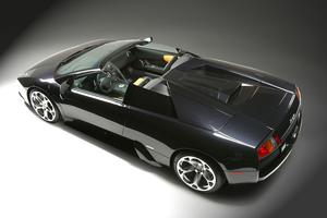 Foto Trasero Lamborghini Murcielago Descapotable