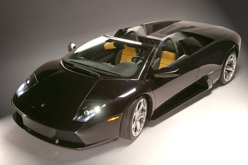 Foto Delantero Lamborghini Murcielago Descapotable