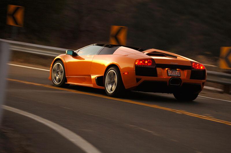 Foto Exteriores (10) Lamborghini Murcielago-lp640 Descapotable 2010