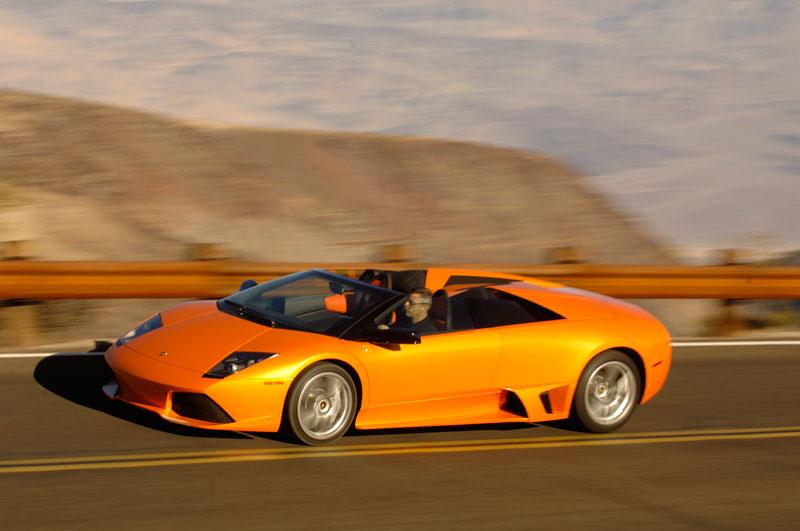 Foto Exteriores Lamborghini Murcielago Lp640 Descapotable 2010