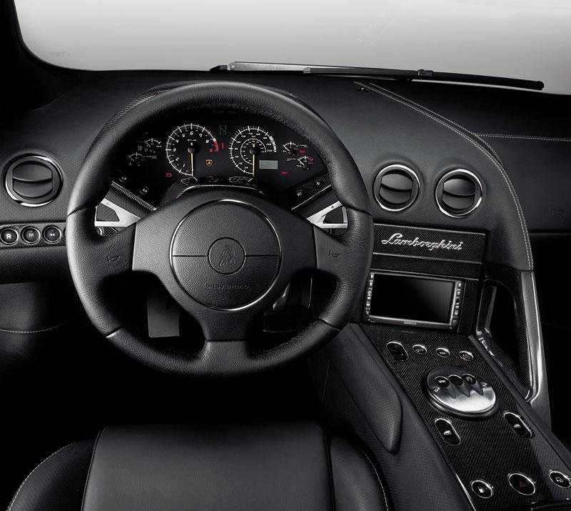 Foto Interiores Lamborghini Murcielago Lp640 Descapotable 2010