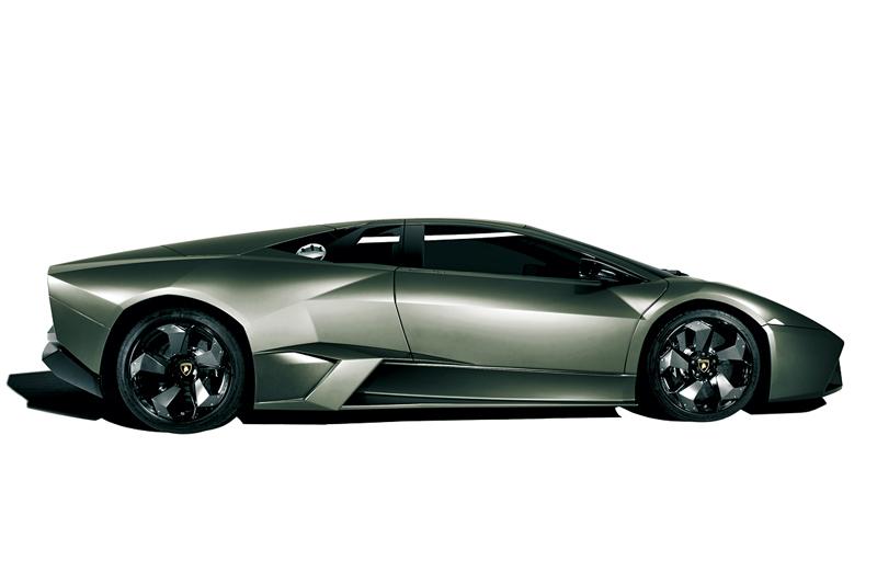 Foto Perfil Lamborghini Reventon Cupe