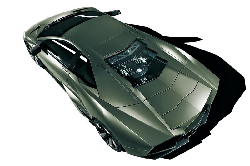 Foto Trasero Lamborghini Reventon Cupe