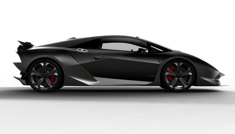 Foto Perfil Lamborghini Sexto-elemento Cupe 2010