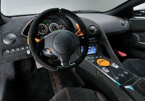 Foto Salpicadero Lamborghini Super-veloce Cupe 2010