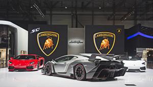 Foto Exteriores (11) Lamborghini Veneno Cupe 2013