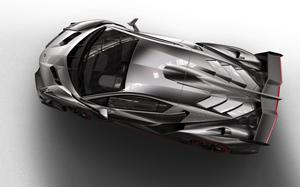 Foto Exteriores (14) Lamborghini Veneno Cupe 2013