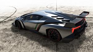 Foto Exteriores (16) Lamborghini Veneno Cupe 2013