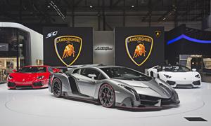 Foto Exteriores (6) Lamborghini Veneno Cupe 2013