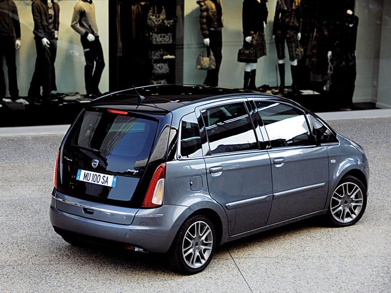 Lancia Musa - Actualización 2007