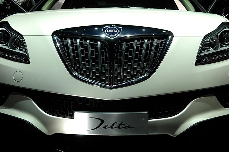 Foto Detalles Lancia Delta Dos Volumenes 2008