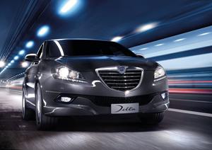 Foto Delantera Lancia Delta Dos Volumenes 2014