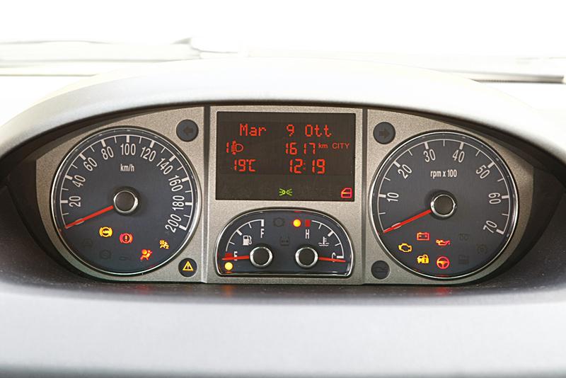 Foto Interiores Lancia Musa Monovolumen 2006