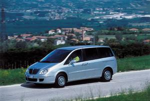 Foto Delantero Lancia Phedra Monovolumen 2008
