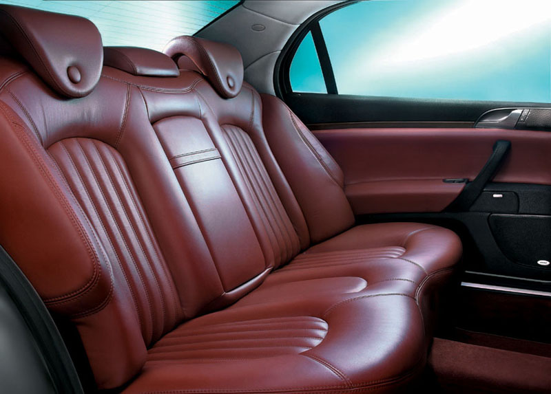 Foto Interiores Lancia Thesis Sedan 2002