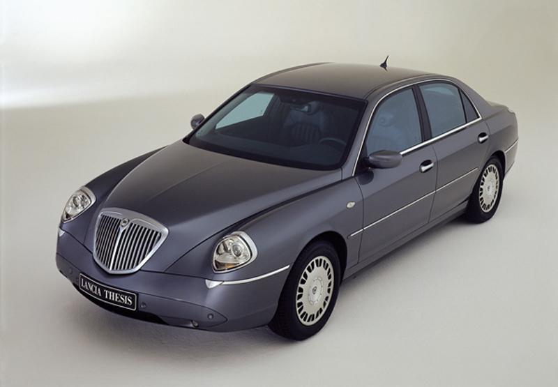 Foto Delantero Lancia Thesis Sedan 2002