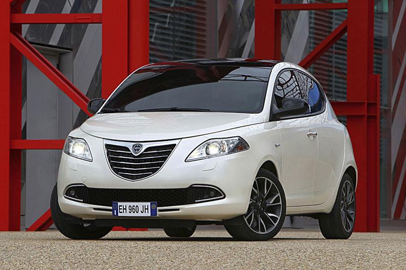Foto Delantera Lancia Ypsilon Dos Volumenes 2011