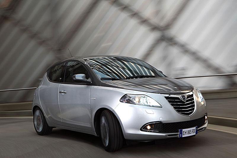 Foto Exteriores Lancia Ypsilon Dos Volumenes 2011