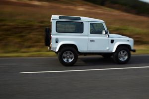Foto land-rover defender 2012