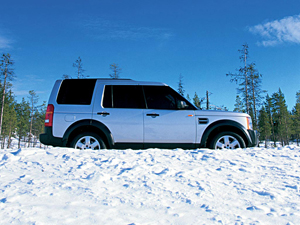 Foto land-rover discovery 2008