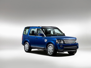 Foto Perfil Land Rover Discovery Suv Todocamino 2013