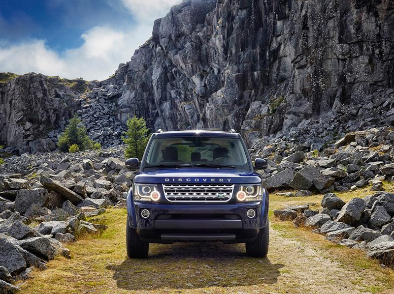Foto Delantera Land Rover Discovery Suv Todocamino 2013