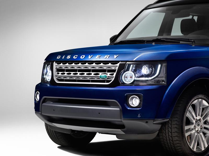 Foto Detalles Land Rover Discovery Suv Todocamino 2013