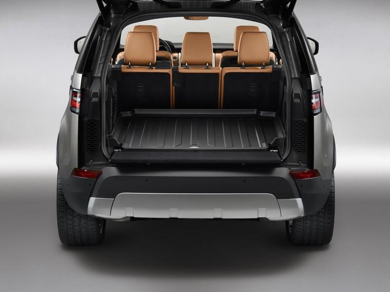Foto Detalles Land Rover Discovery Suv Todocamino 2016