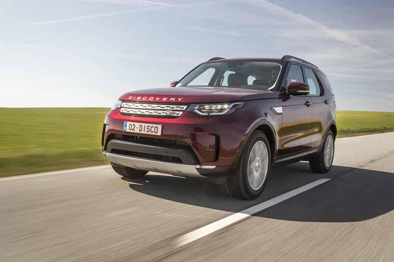 Land Rover Discovery 2017, prueba express