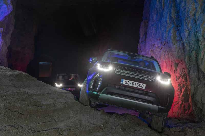 Foto Exteriores Land Rover Discovery Suv Todocamino 2016