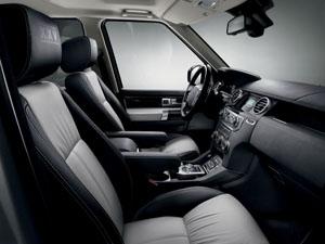 Foto Interiores Land Rover Discovery-25-special-edition Suv Todocamino 2014