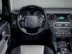 Foto Salpicadero Land Rover Discovery-25-special-edition Suv Todocamino 2014