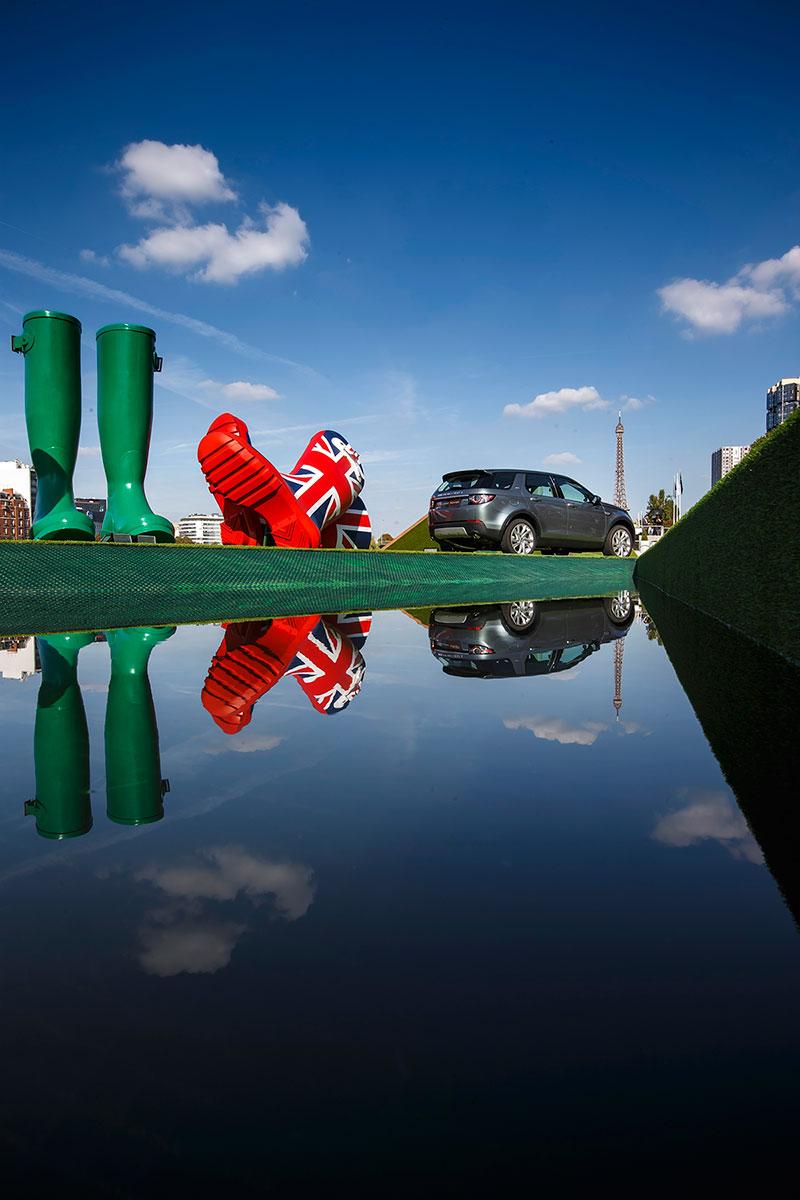 Foto Exteriores Land Rover Discovery Sport Suv Todocamino 2014