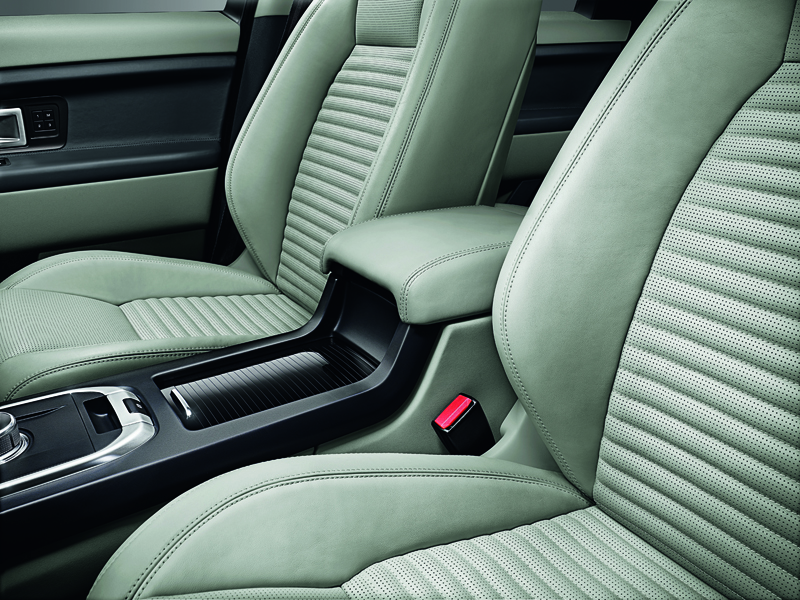 Foto Interiores Land Rover Discovery Sport Suv Todocamino 2014