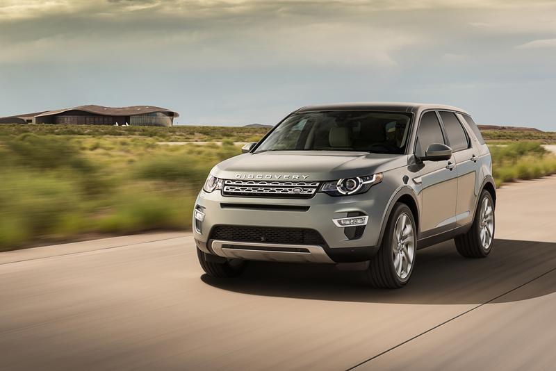Foto Perfil Land Rover Discovery Sport Suv Todocamino 2014