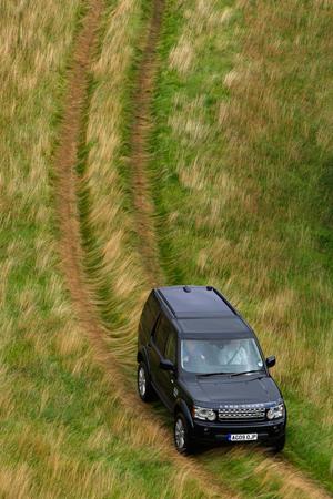Foto Exteriores-(11) Land Rover Discovery4 Suv Todocamino 2010