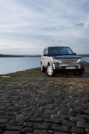 Foto Exteriores-(130) Land Rover Discovery4 Suv Todocamino 2010