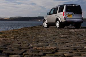 Foto Exteriores-(132) Land Rover Discovery4 Suv Todocamino 2010