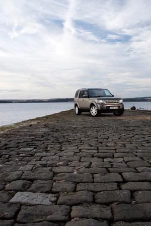 Foto Exteriores-(133) Land Rover Discovery4 Suv Todocamino 2010