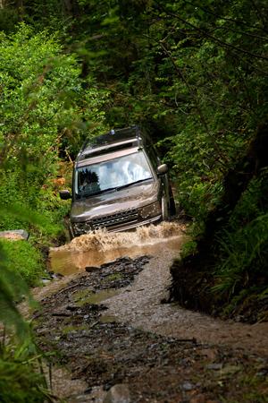 Foto Exteriores-(78) Land Rover Discovery4 Suv Todocamino 2010